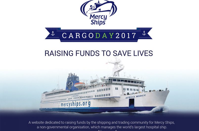 mercyships cargoday banner