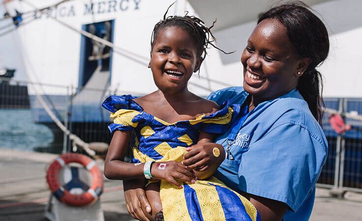 ONG Mercy Ships Suisse