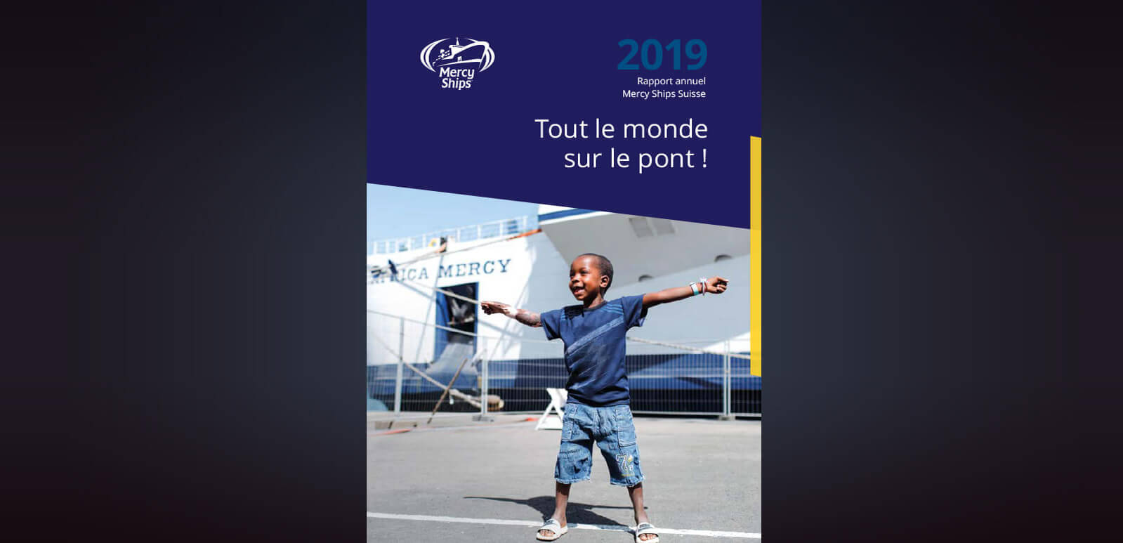 Annual report 2019 (French)