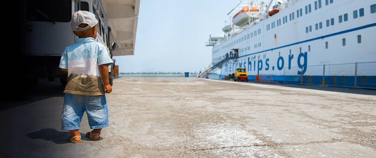 About Mercy Ships